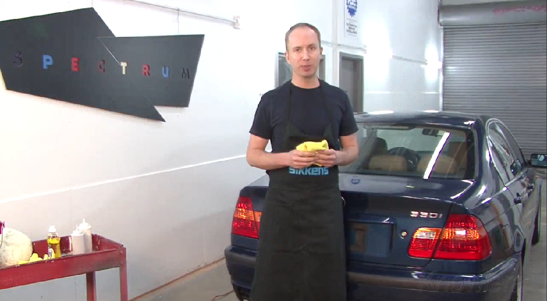 Polish Car – Remove Scratches and Scuff Marks by Hand