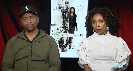 Erica Ash & Richard Lawson on