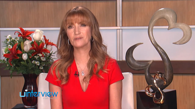 Jane Seymour On Dr. Quinn, Her New Jewelry Line