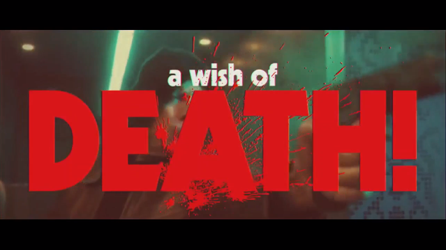 DEATH WISH - GRINDHOUSE RED BAND TRAILER 2018