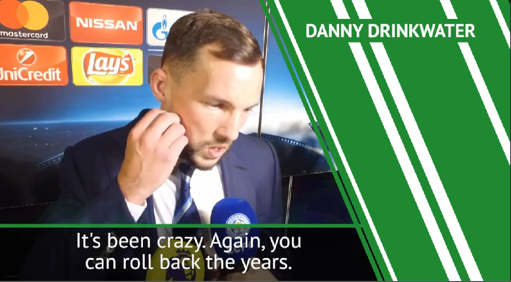 Danny Drinkwater - player profile