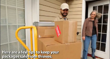 How to Avoid Package Theft