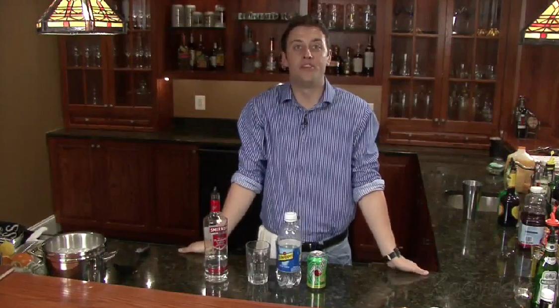 Vodka Drinks – How to Make a Vodka Press