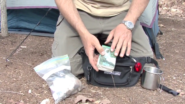 Safety Equipment to Bring Camping