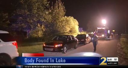 Police work to ID body found in local lake