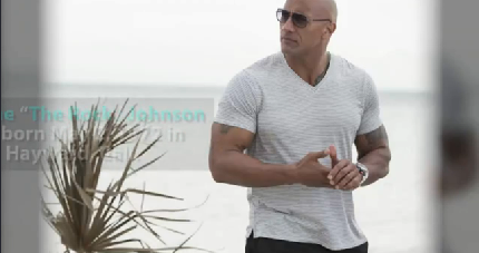 "What You Need to Know: Dwayne ""The Rock"" Johnson"