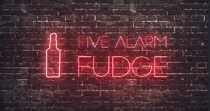 Five Alarm Fudge