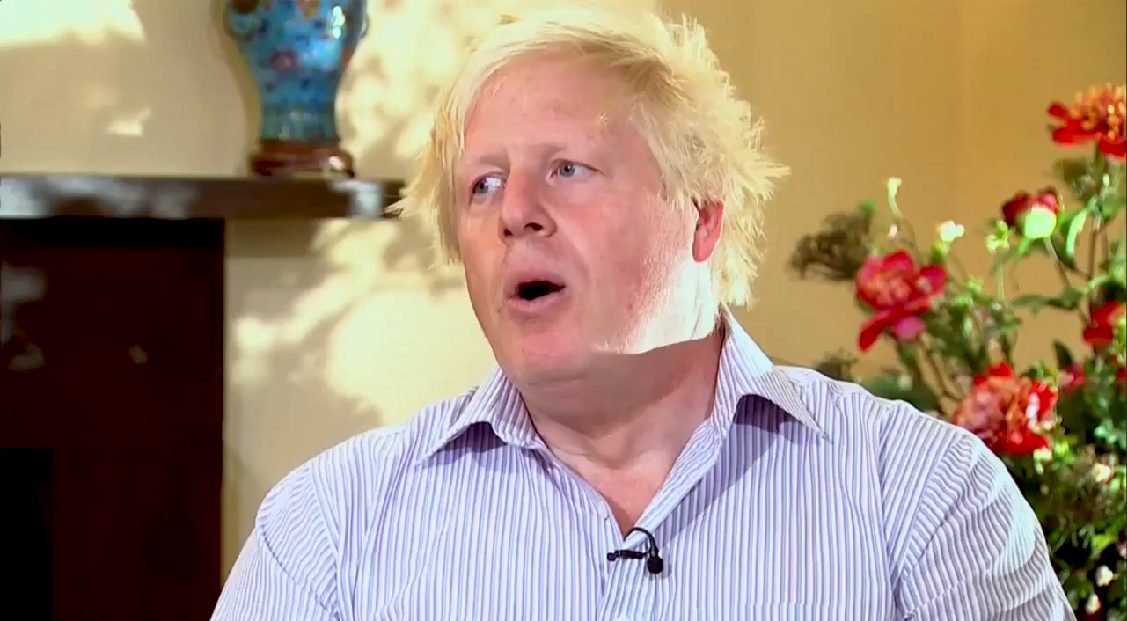 "Boris Johnson: ""North Korea Nuclear Test Is Reckless"""