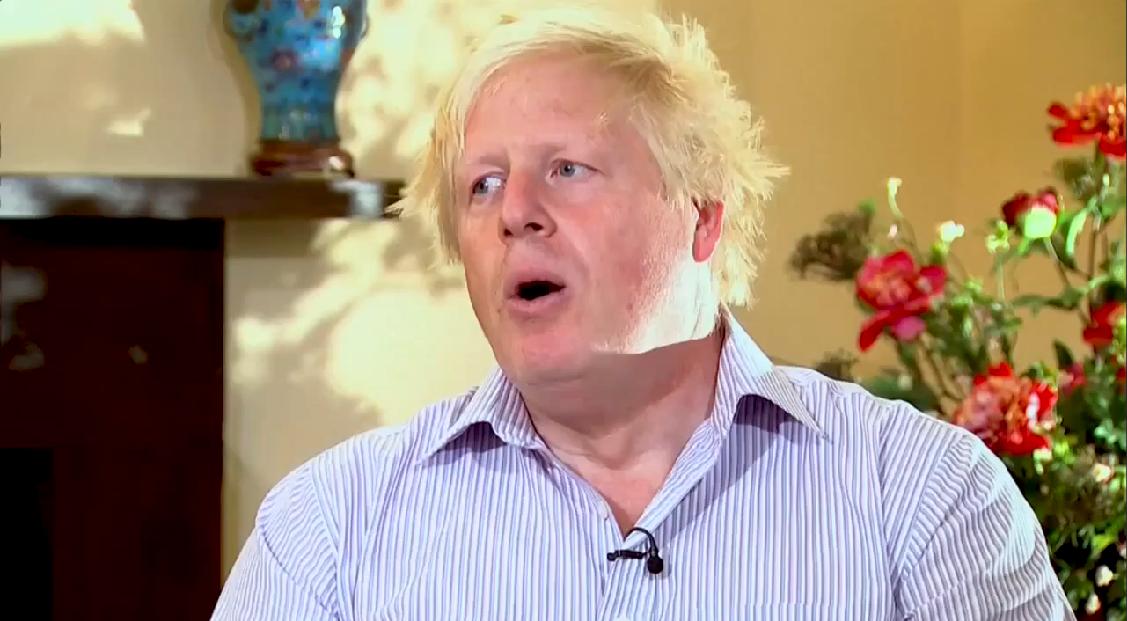 "Boris Johnson: ""North Korea Nuclear Test Is Reckless"""