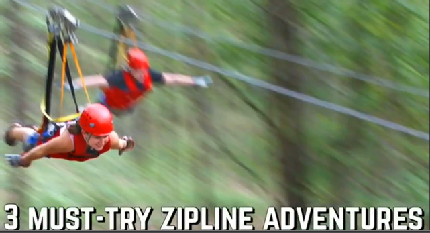 The 3 Best Zipline Adventures Close To Home