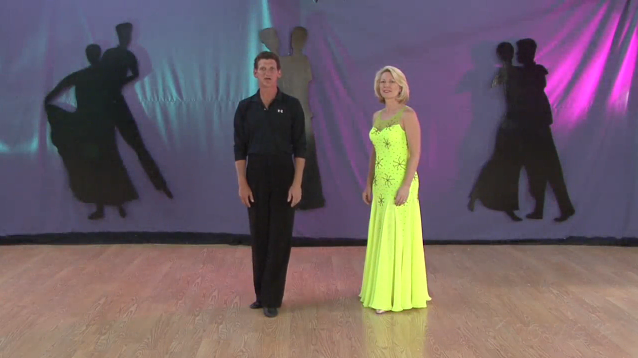 How to Waltz – Posture and Framing