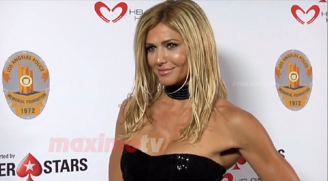 Torrie Wilson 3rd Annual LAPMF Celebrity Poker Tournament Event