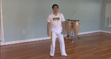 Capoeira – Basic Steps – Ginga