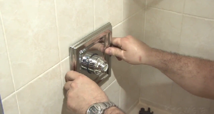 How to Replace a Shower Faucet
