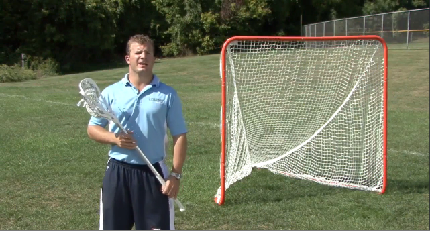 Lacrosse – Throwing and Catching
