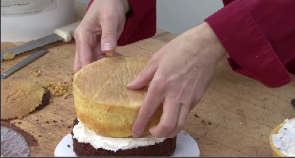 How to Decorate a Cake With Fondant