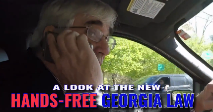 Hands-Free Georgia, starring Mayor Tumlin