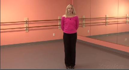 Tap Dance – Double Cramp Rolls