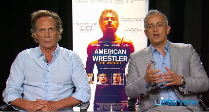 William Fichtner & Ali Afshar on