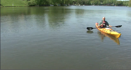 Kayak – How To Paddle Sideways