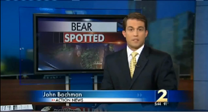 Roaming bear concerns Cobb residents