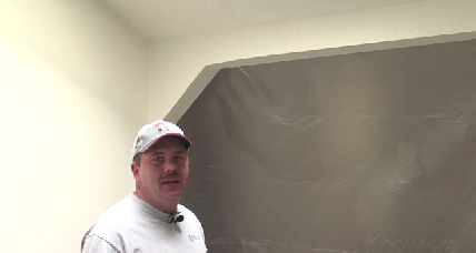 Patching a Settlement Crack in Drywall