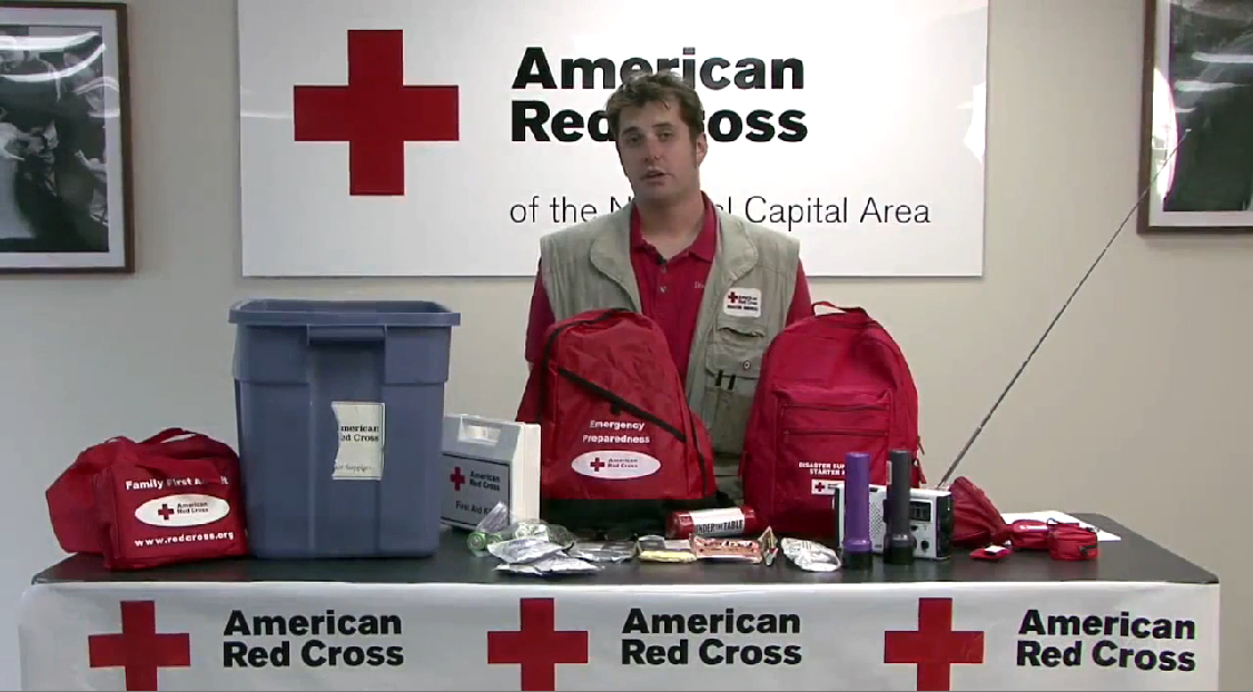 Building Portable Emergency Kits