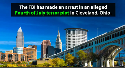Arrest Made In Alleged Fourth Of July Terror Plot In Cleveland